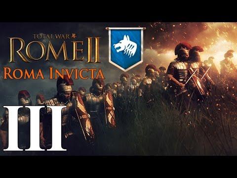 Совместное прохождение Rome 2: Total War - За Рим! #3 [Roma Invicta]
