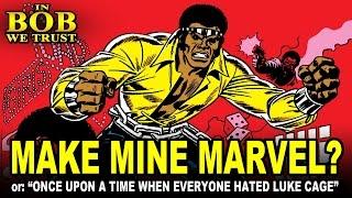 in bob we trust make mine marvel?