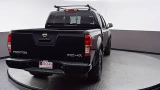 2014 Super Black Nissan Frontier 4D Crew Cab #EN711018
