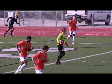 Boys Soccer: Oceanside Vs Huntington Beach