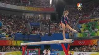 Beijing 2008, Shawn Johnson's Gold BB Routine, Event Finals