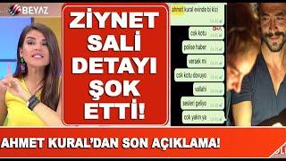 Ahmet Kural'dan flaş açıklama! Sıla cephesinden son gelişmeler!