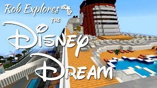 Disney Dream Cruise Ship on MC Magic!