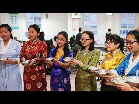 Festive mood as Tibetans celebrate Losar