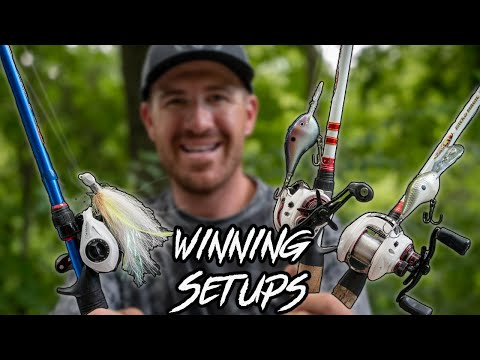 The Baits & Techniques I Used To WIN $125,000