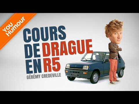GEREMY CREDEVILLE - Cours de drague en R5
