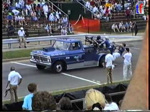 The Crazy Nassau County Fire Race, Hempstead 1992
