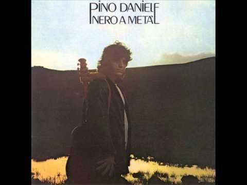 Pino Daniele Nero a metà A testa in giù HD