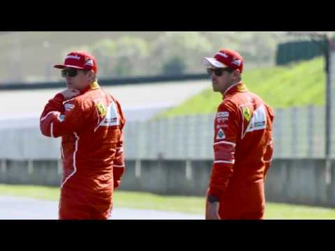 608957350e Sebastian Vettel   Kimi Raikkonen for Ray-Ban Scuderia Ferrari Collection