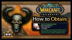 How & Why to Get Skull of Impending Doom - Classic WoW: Quest Guide