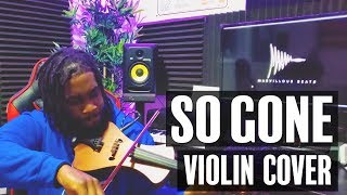 Monica - So Gone (Violin Cover by Marvillous Beats)