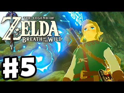 Twin Memories Shrines! - The Legend of Zelda: Breath of the Wild - Gameplay Part 5