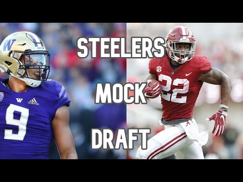 Pittsburgh Steelers' 2021 NFL Mock Draft (Version 2.0)