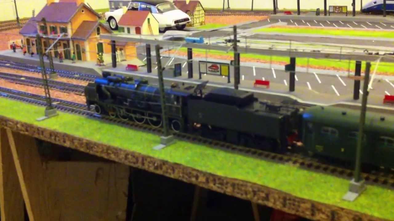 Une locomotive vapeur et un tgv duplex c 39 est m me n 39 importe quoi md - C est quoi un appartement duplex ...