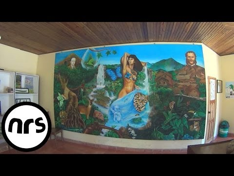 vlog103 - Going to National Park La Tigra - Tegucigalpa, Honduras