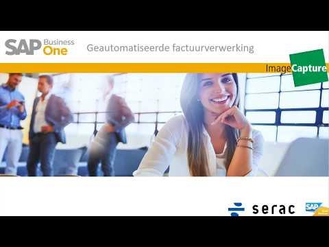 ImageCapture voor SAP Business One by Serac