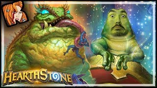 Beware the POWER of the FROG! - Rastakhan's Rumble Hearthstone