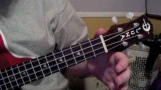 "How to play ""So Wonderful"" by Devotion on ukulele"