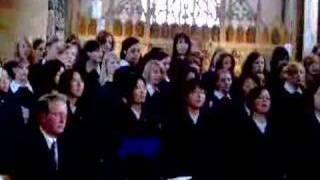 Furusato, Bielefelder Kinderchor und Utsunomiya Mädchenchor