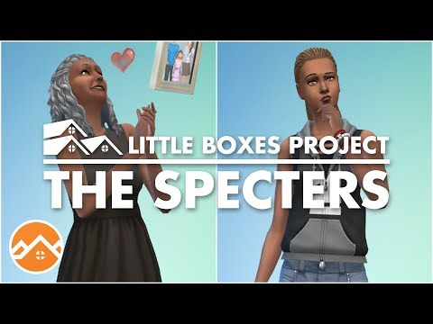 The Specter Family - Little Boxes Project