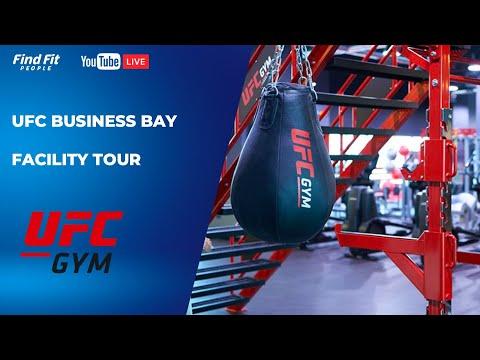 UFC Gym Tour