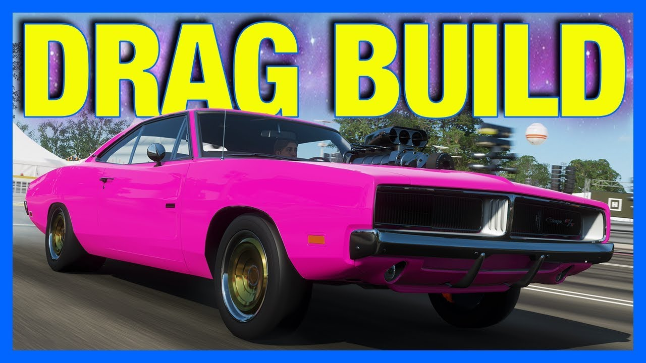 Forza Horizon 4 Customization 1500hp Drag Car Drag Strip Youtube