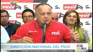 Diosdado Cabello: En Venezuela no va a haber elecciones generales bajo ninguna circunstancia