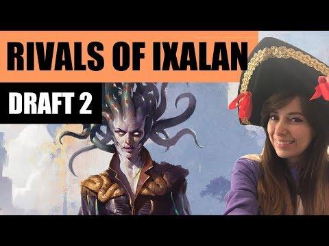 Rivals of Ixalan Draft #2 / RIX / Magic: The Gathering MTG