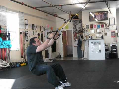 TRX Training Cerebral Palsy