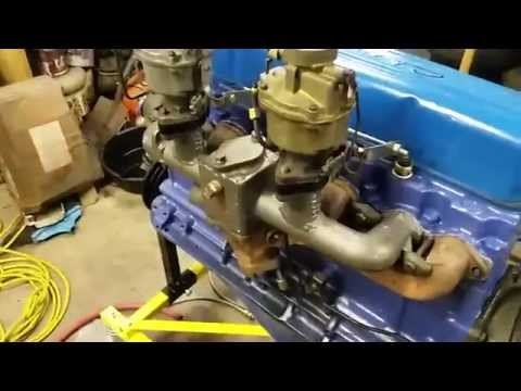 Chevy 235 Issues After Fentons Headers Installed Doovi