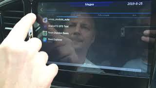 05 Установка Яндекс Навигатора в ГУ Geely EmgrandX7 2018 NL-4