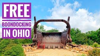 Free Boondocking in Ohio