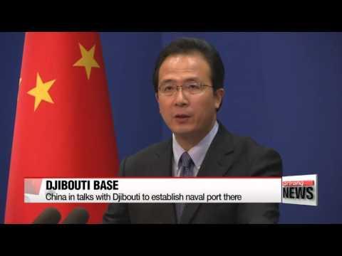 China to build naval hub in Djibouti Africa   지부티에 중국•미국 눈독 이유는…아프리카•중동 핵심요충지