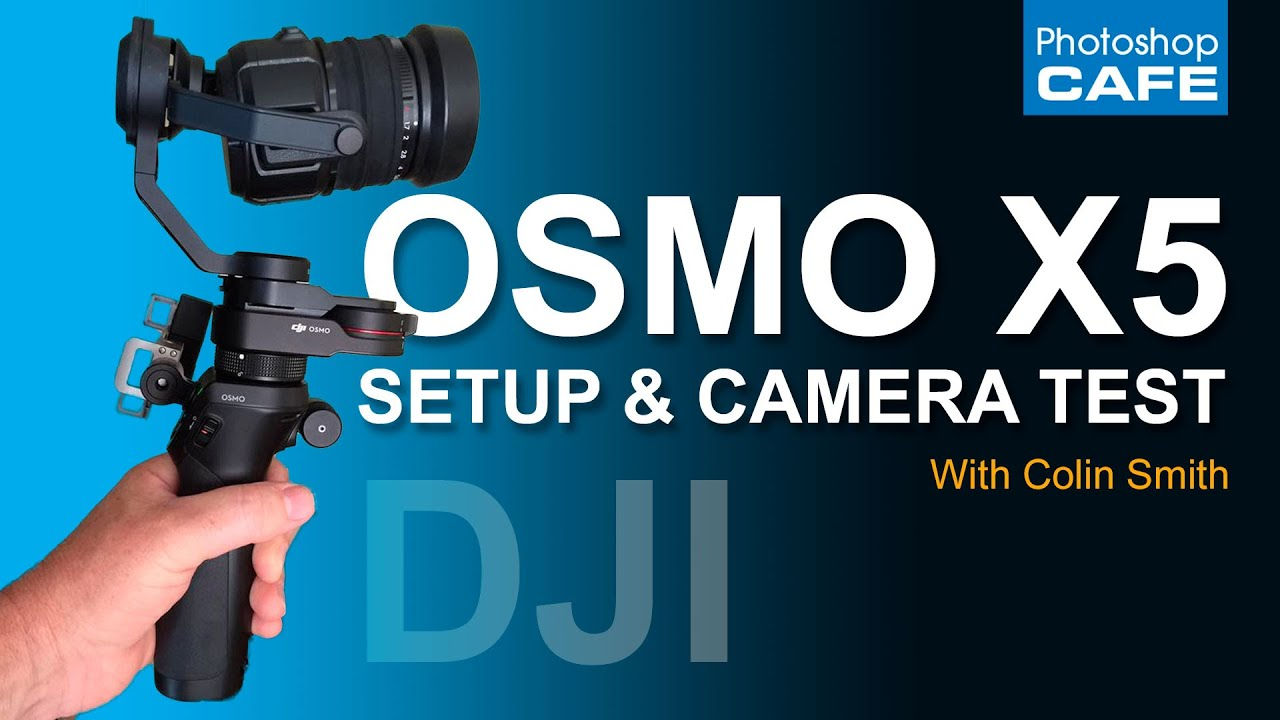 dji osmo x5 pro setup and camera video test youtube. Black Bedroom Furniture Sets. Home Design Ideas