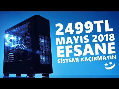 2499TL Mayıs 2018 Efsane Sistem !