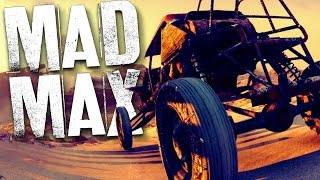 Mad Max Gameplay - Combat, Vehicles & More! - Mad Max Funny Moments Montage Part 1
