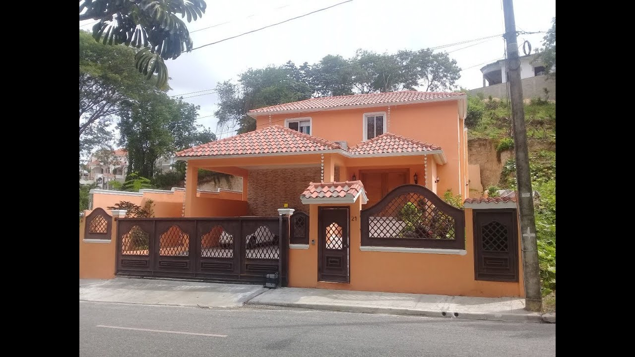 Casa En Venta En Santo Domingo Republica Dominicana 874ns0