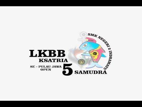 LIVE LOMBA KETERAMPILAN BARIS BERBARIS 5 TINGKAT SMP/MTs SEDERAJAT SE-PULAU JAWA OPEN 3