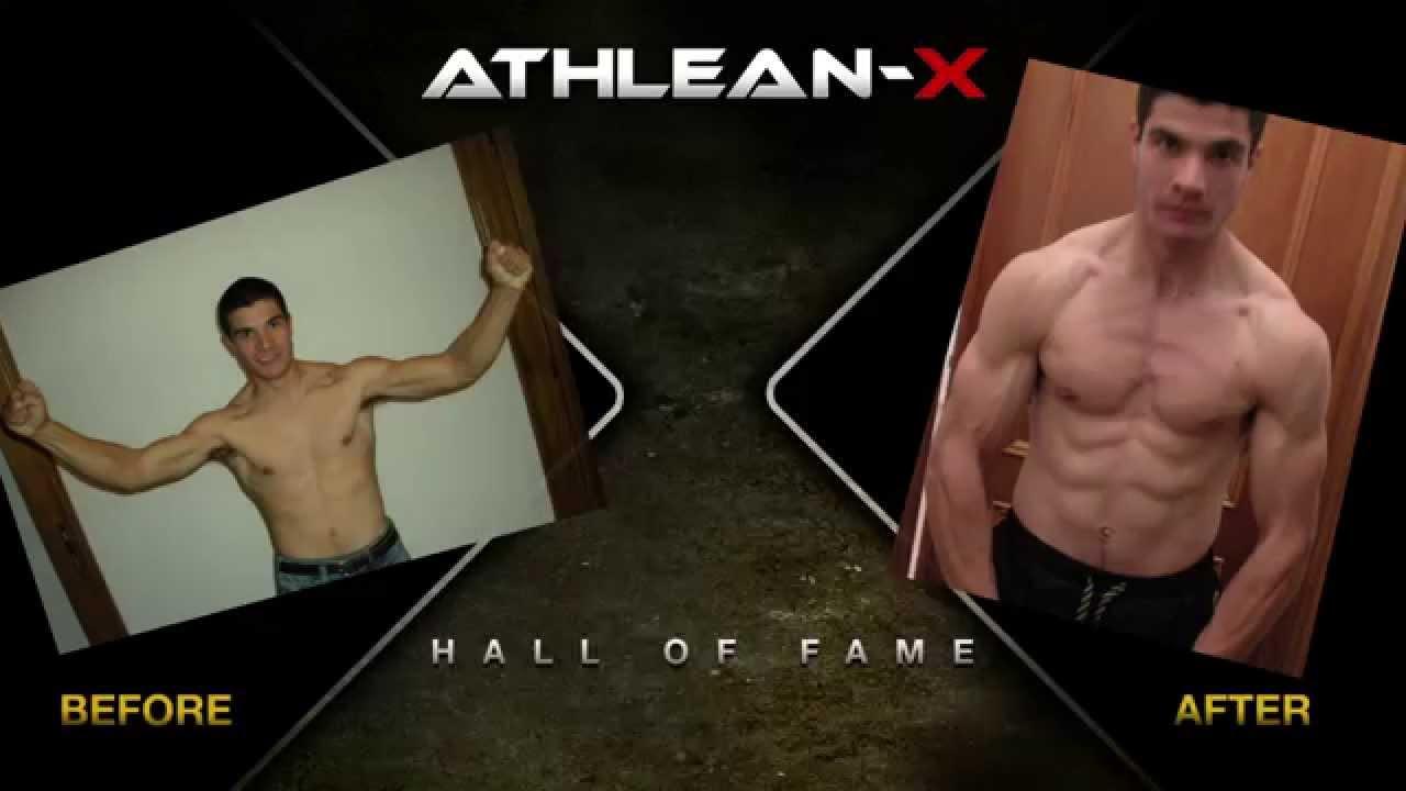 athlean x pierde greutatea)