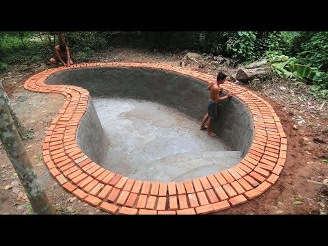 Build Swimming Pool of water