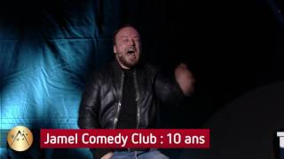 Le Jamel Comedy Club prend de l'altitude - #FAH2017