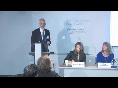 The Decline in Corporate Research: Should We Worry? | 3rd Session