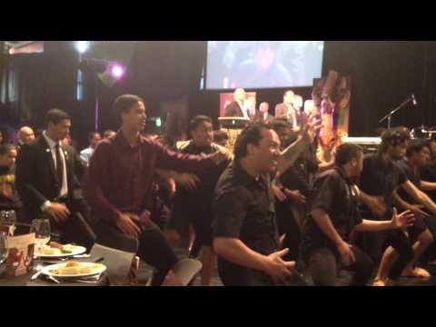 Ka panapana - Maori language Awards 2013