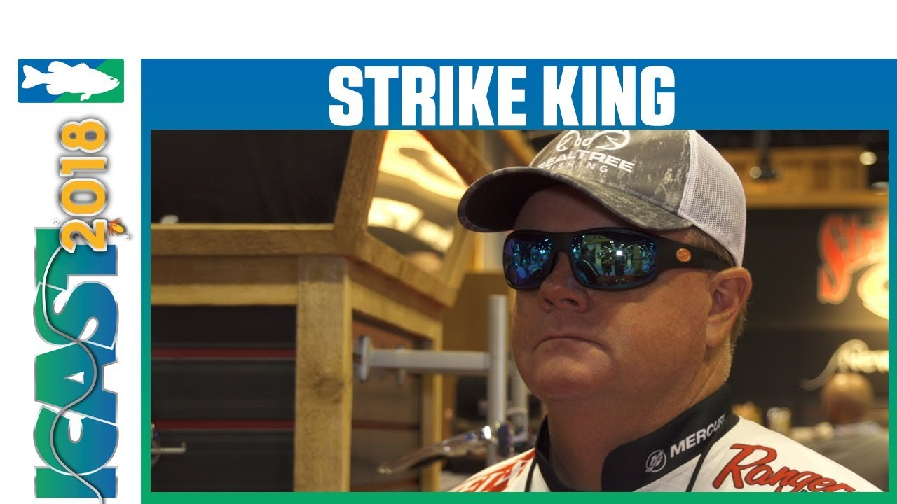 2efe531cece Strike King ICAST 2018 Videos