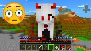 This GIRL is following me in Minecraft.. (WEIRD)