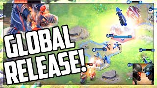 Command & Conquer: Rivals GLOBAL RELEASE!