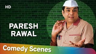 Paresh Rawal Superhit Comedy Scenes - Bollywood Best Comedian - #Shemaroo Comedy