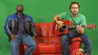 Richie Stephens - Stop The Fighting - RIDDIM UP ON THE GREEN