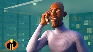 Incredibles 2 - Best of Frozone
