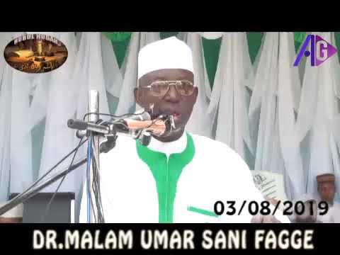 Download Malam Umar sani fage